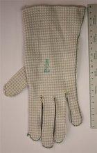 flannel cotton inner glove size 7