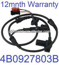 FOR Audi A4 A6 S4 RS4 S6 Quattro TDi Avant VW Front Right/Left ABS Sensor 0265006578 4B0927803B
