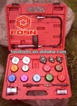 21pcs Cooling System & Radiator Cap Pressure Tester Car Diagnostic Tools china omron digital blood pressure monitor