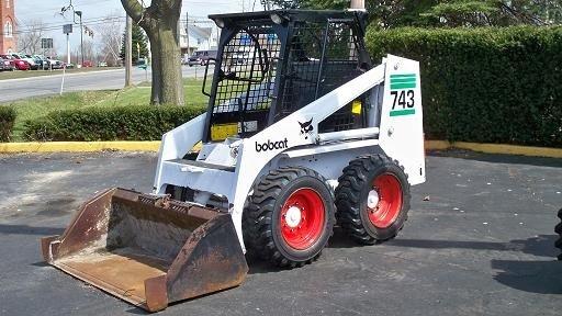 bobcat macchine 743_bobcat_skidsteer_mechine