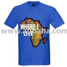 african design t- shirt