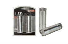 JAK 9 LED aluminum torch
