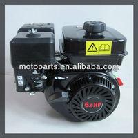 6.5hp/5.5hp go kart parts/mini chopper 50cc engine/49cc engine with gear box motorcycle parts