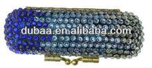 Fashional Rhinestone Crystal Metal Vintage Jewelry Box Wholesale,Jewelry Storage Case for Lady