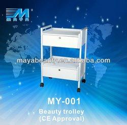 MY-001 Beauty Trolley Cart Beauty Center Salon Equipment(CE Certificate)