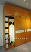 MDF bedroom closet furniture