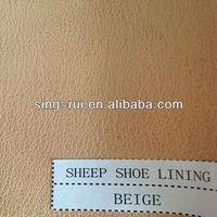 Sheep Shoe Lining (PU Lining) for Bangladesh