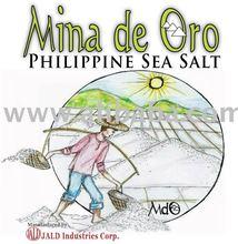 Mina de Oro Philippine Sea Salt