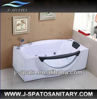 2013 New Hot Hydro Massage Jet Whirlpool Dog Bathtubs with CE TUV