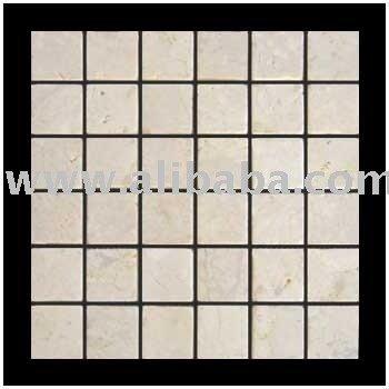 Kuta White Mosaic