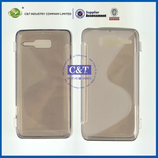 TPU Dust cover For Motorola RAZR D3