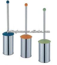 stainless steel toilet brush rubber