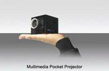 Multimedia Pocket Projector