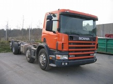 SCANIA 124-420 used trucks