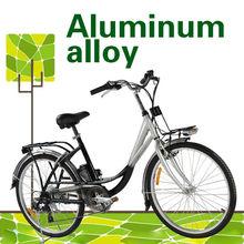 Ce EN 15194 Frame da liga de Al yamaha bicicleta elétrica