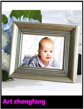 Popular designed photo framed wood decoration