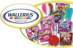 Flat lollipops.