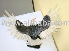 Stone Figures- Eagle sculpture