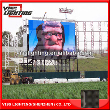 perfect heat radiation p10 outdoor led displays