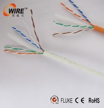 Favarite price and quality/Best sales 0.55mm Cat 6 UTP Lan Cable