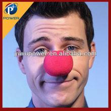 Clown nose magic trick