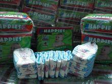 HAPPIES PREMIUM BABY DIAPERS