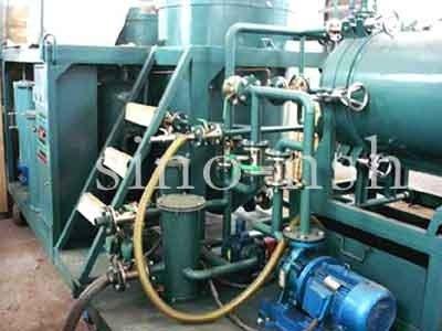 Gasoline Diesel Engine Oil Re Refining Treatment