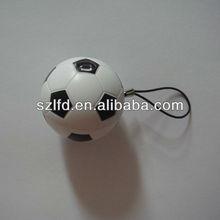 basketball ,football projector keychain promotion for ball keychain