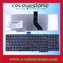 Black Laptop Keyboard For Acer 8920 8920G ZY6 Keyboard US engraved RU 9J.N8782.Q1D AEZY6R00010
