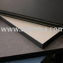 Qualified HPL board (high pressure laminate)