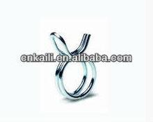 Double wire clip