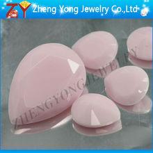 Gems bead for buyer/Man made glass stone/Glass color gem