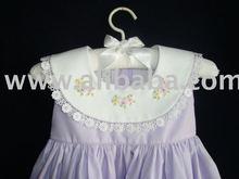 baby batinha embroidered