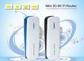 150 mbps mini 3g 4g router wifi con potenza banca fuction
