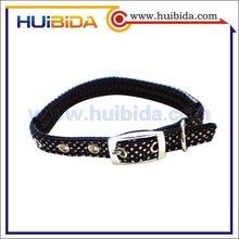 Colorful shrinkable dog training collar, collar dog