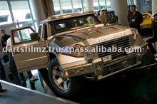 LUXURY ARMORED CAR