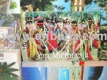 Yap Micronesia Post Card