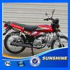 SX49-11 LIFO Mozambique Hot Selling 100CC Gas Motorcycle