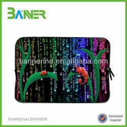 13 inch Colorful Waterproof Laptop Bag