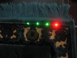 Praying Carpet with LED Counter