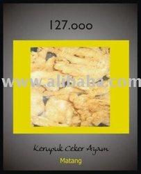 Kerupuk Ceker Ayam snacks