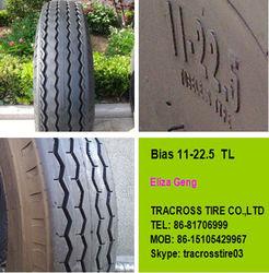 American Nylon 11-22.5 Trailer Tire