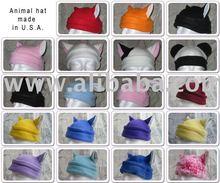 anime animal cat ear fleece hat