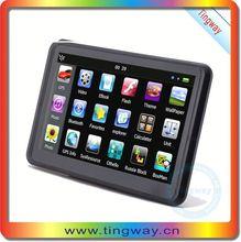 5'dvr gps navigator windows ce 6.0 tracking system software with FM,MP3,MP4,av in,dvr,bluetooth,500MHzARM9+GPS BaseBand