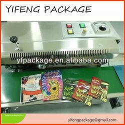 Fully-automatic bag Sealing Machine/Plastic Bag Sealer