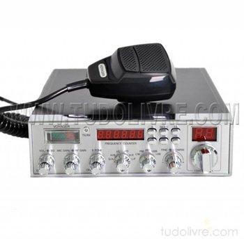 RADIO PX VOYAGER VR-158 EGTL DX