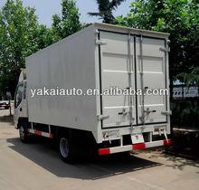 Dry cargo box truck van/cargo van body