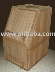 Herbal Steam Sauna Cabin (Kabin Mandi Wap Herba)