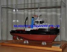 ship model tug vessel