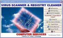 SMP Virus Remover & Scanner software